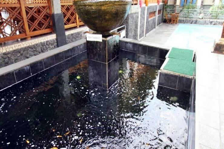 New Ayuda Puncak Bogor - Terapi ikan