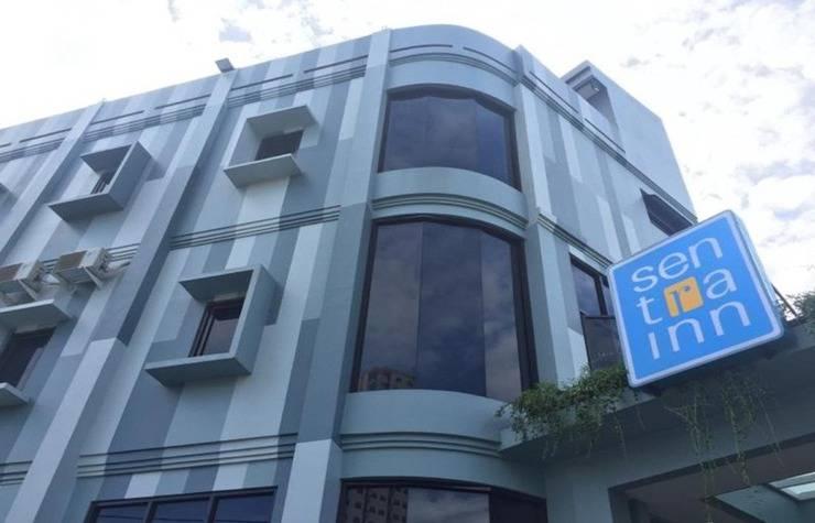 Sentra Inn Hotel Bandung - Eksterior