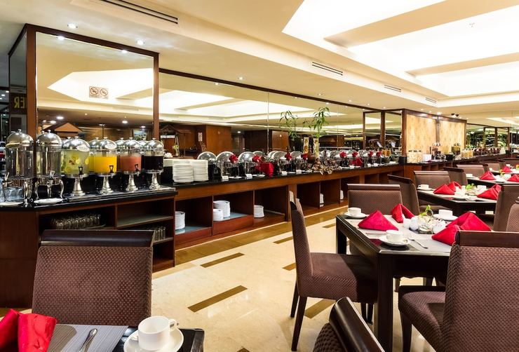 Best Western Mangga Dua - Breakfast Area