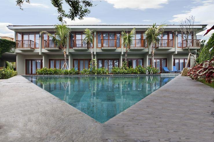 Ubud Wana Resort Bali - Outdoor Pool
