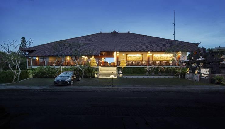 Ubud Wana Resort Bali - Exterior