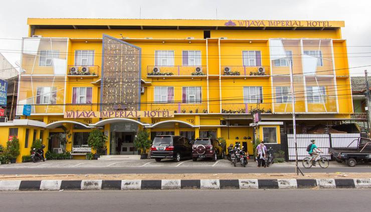 Wijaya Imperial Hotel Yogyakarta - Facade
