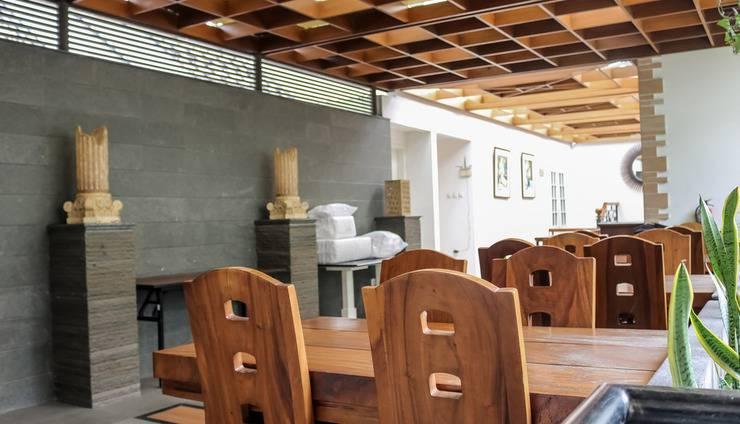 NIDA Rooms Pasar Baru Cicendo - Restoran
