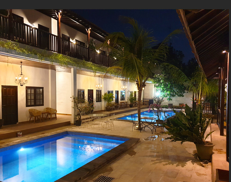 La Casa Jogja Yogyakarta - Kolam Renang
