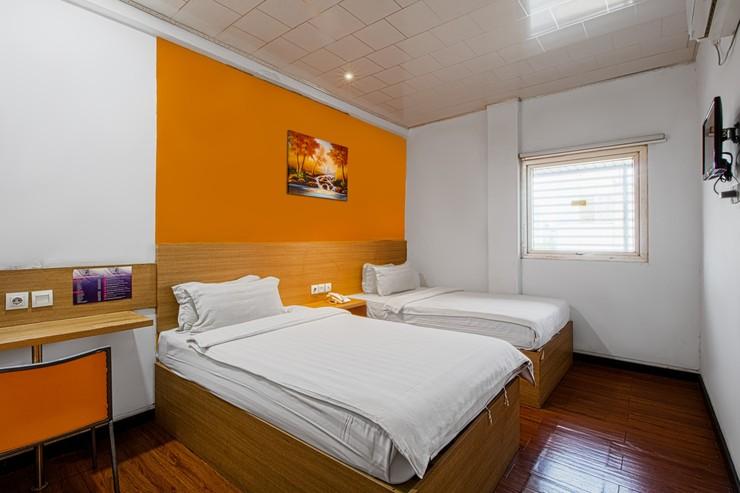 Suba Hotel Jakarta - Twin Room