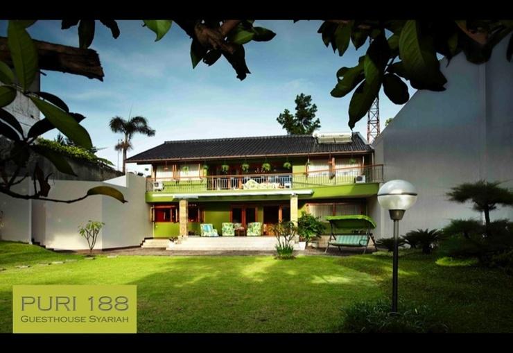 Puri 188 Bandung Bandung - Exterior