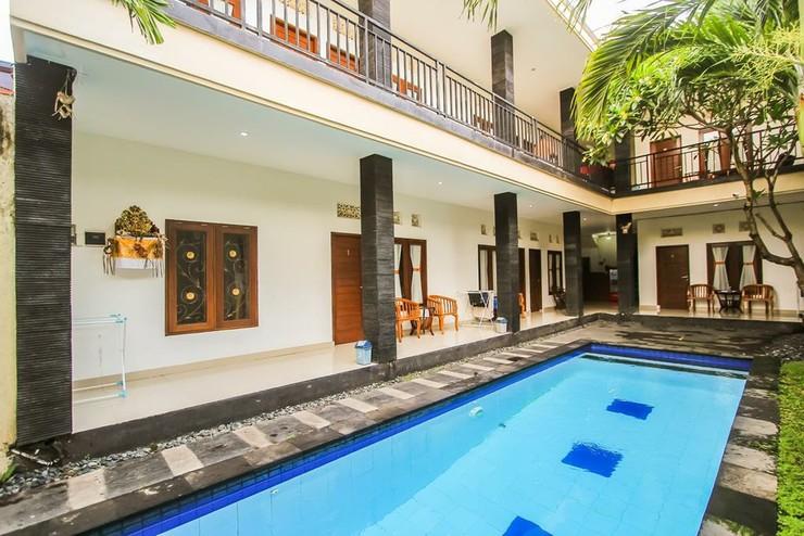 Rabasta Hotel  Kuta Bali - exterior