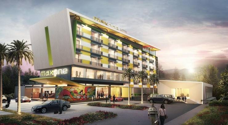 MaxOneHotels Sukabumi - (11/July/2014)