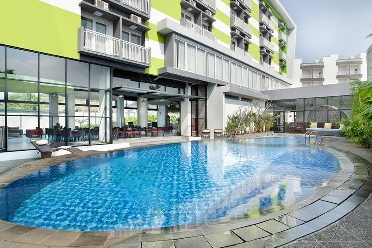 Tarif Hotel MaxOneHotels at Bounty Sukabumi (Sukabumi)
