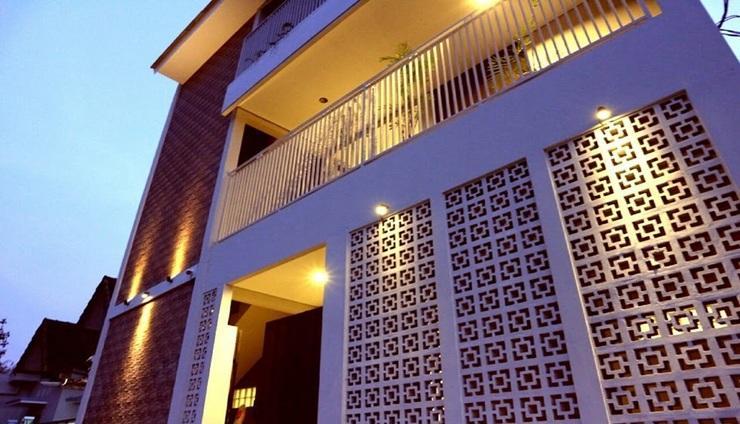 Vanila Homestay Yogyakarta - Exterior