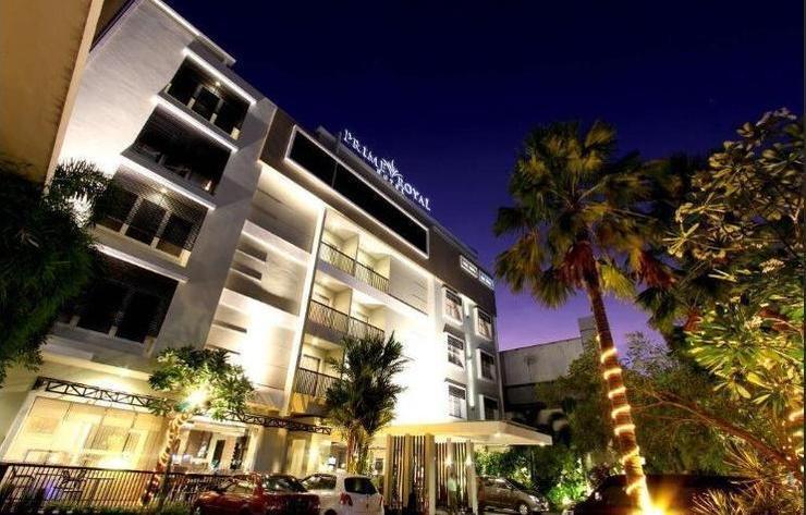 Prime Royal Hotel Surabaya - Exterior