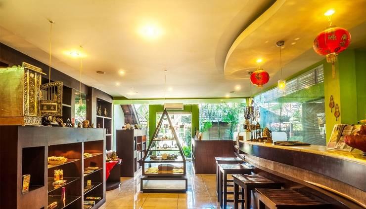 Al-Isha Hotel Bali - Loby