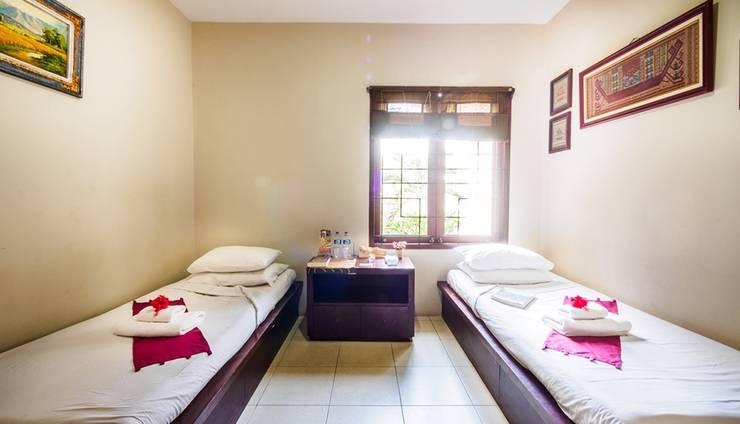 Al-Isha Hotel Bali - Kamar Twin