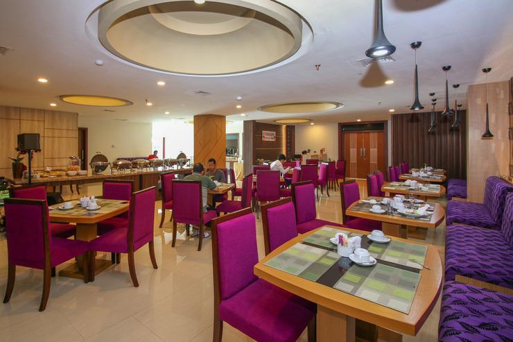 Airy International Plaza Kolonel Atmo 16 Palembang - Restaurant