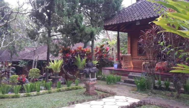 Rahayu Bungalow Bali - bangunan