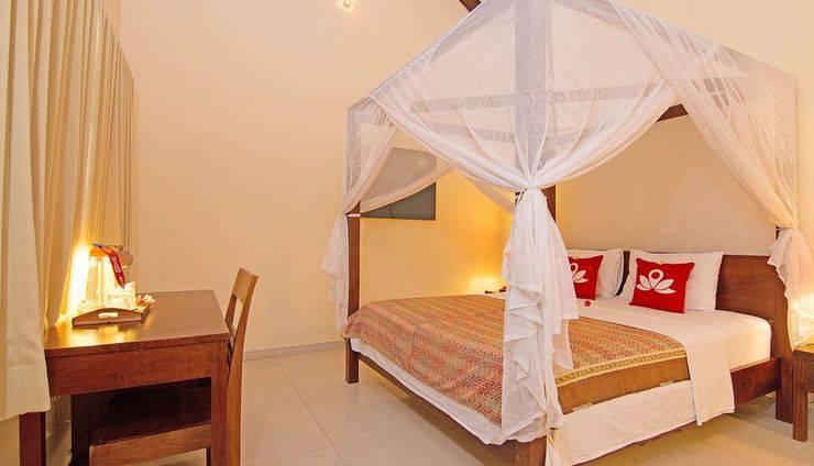 ZenRooms Lovina Sea Shores Bali - Tempat Tidur Double