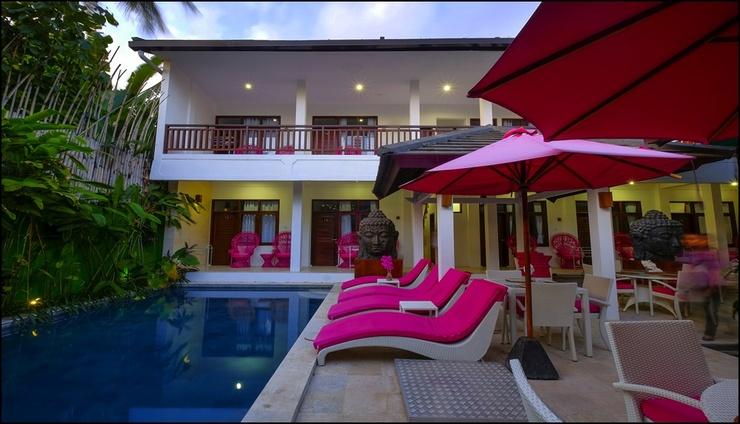 Lombok Senggigi Hotel  Lombok - exterior