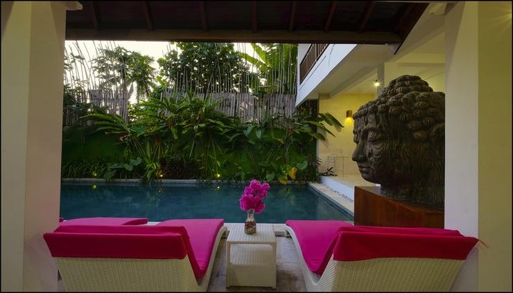Lombok Senggigi Hotel  Lombok - pool