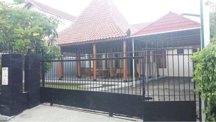 Joglo Rahayu Yogyakarta - Exterior