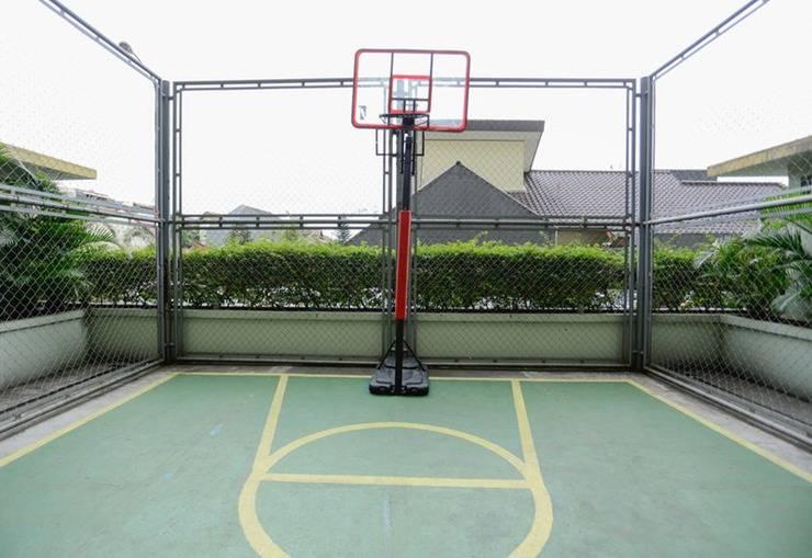 RedDoorz Apartment @The Suites Metro Soekarno Hatta Bandung - Lapangan basket