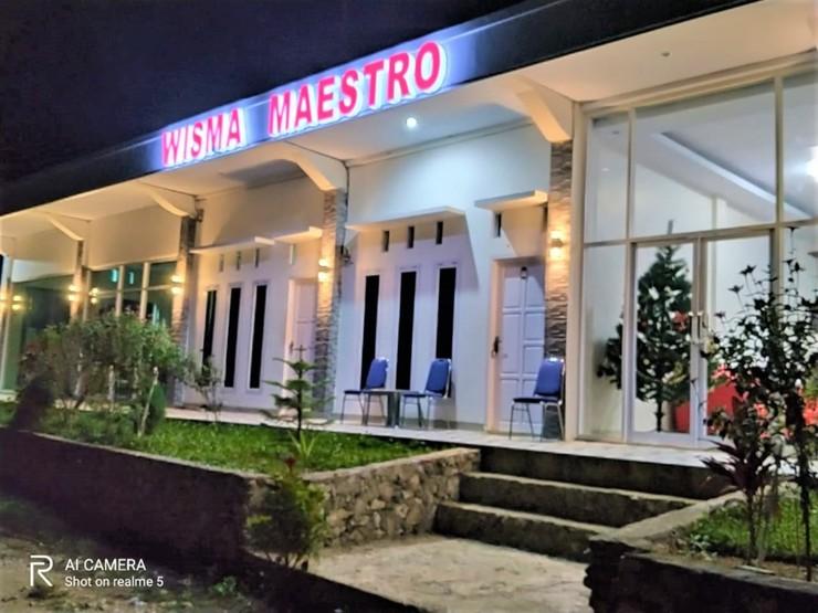 Wisma Maestro Toraja Toraja Utara - Exterior