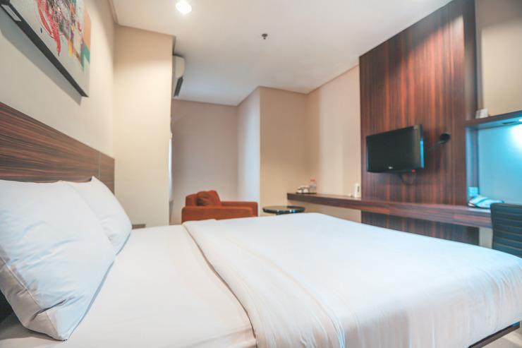 Prasada Mansion Jakarta - Bedroom