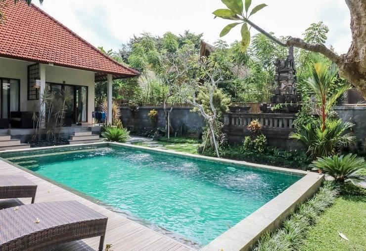 NIDA Rooms Pengosekan Gianyar Bali - Kolam Renang