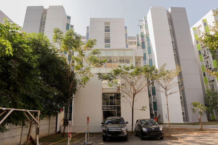 OYO 1242 Aeropolis Apartment Tangerang - Facade