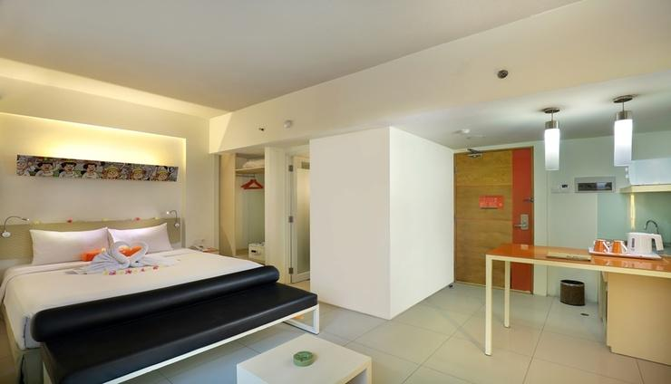 HARRIS Hotel Kuta - Harris One Bed Room