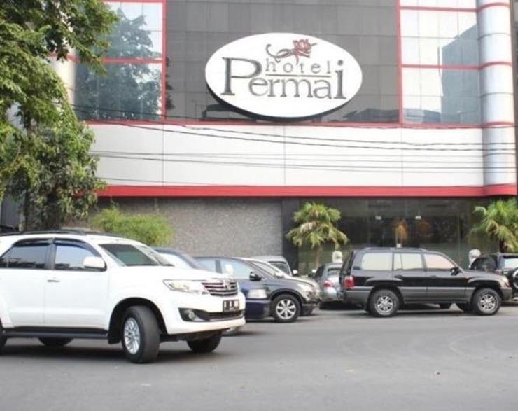 Hotel Permai Jakarta - Facade