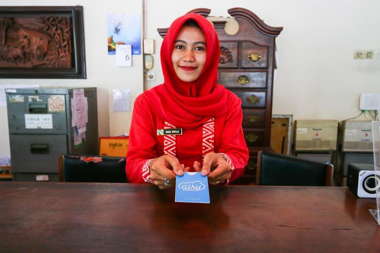 Airy Syariah Panglima Sudirman 16 Probolinggo - Lobby