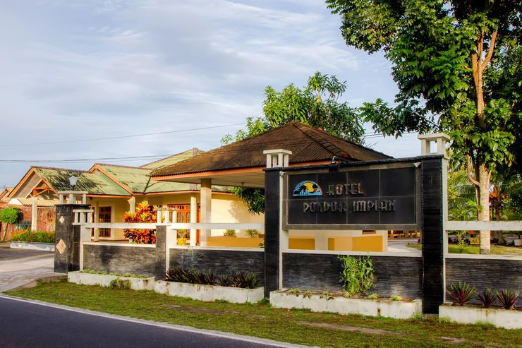 Grand Pondok Impian Hotel Belitung - Facade