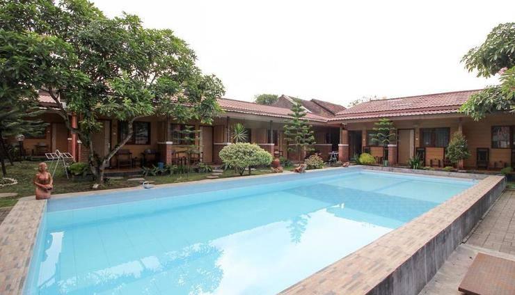 RedDoorz Plus @ Jalan Damai 2 Yogyakarta - Pool