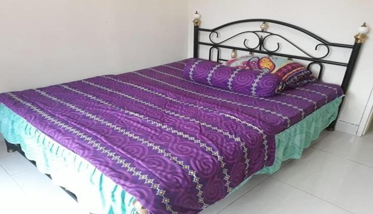 Villa Kota Bunga Andrie Type Pattaya Cianjur - Bedroom
