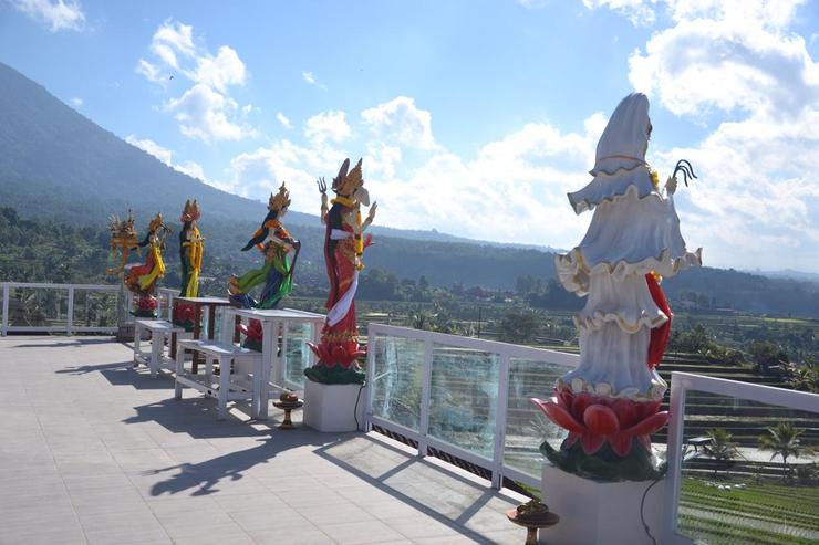 Bhuana Agung Villa Bali - View