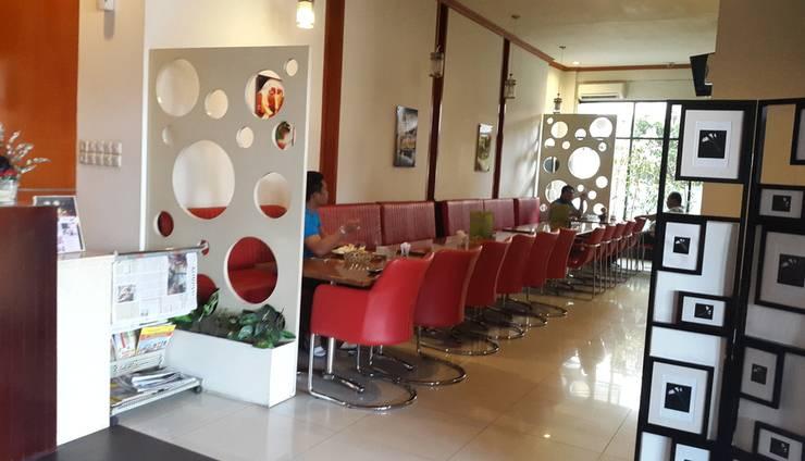 Beril Nur Hotel Makassar - Restoran