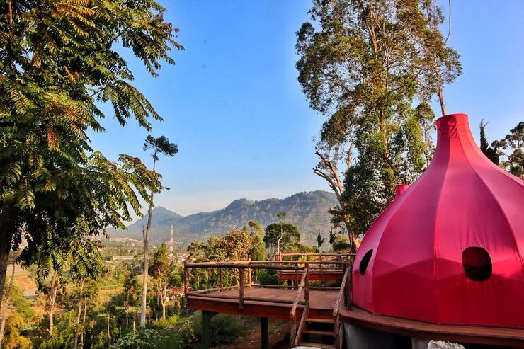 Mulberry Hill By The Lodge Bandung - Glamping