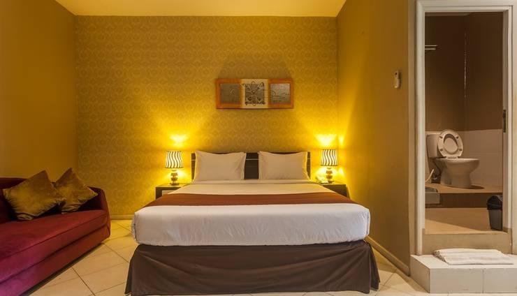 The Sunset Point Hotel Seminyak - Room