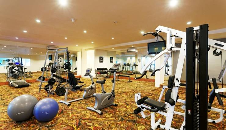 Kuta Station Hotel & Spa Bali - Gym