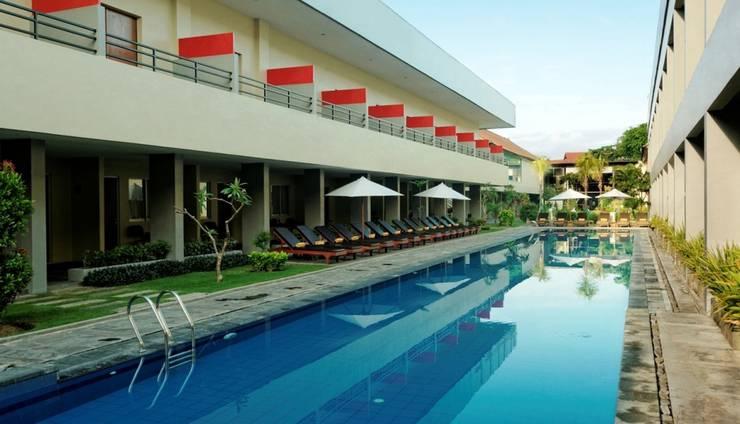 Kuta Station Hotel & Spa Bali - Kolam Renang