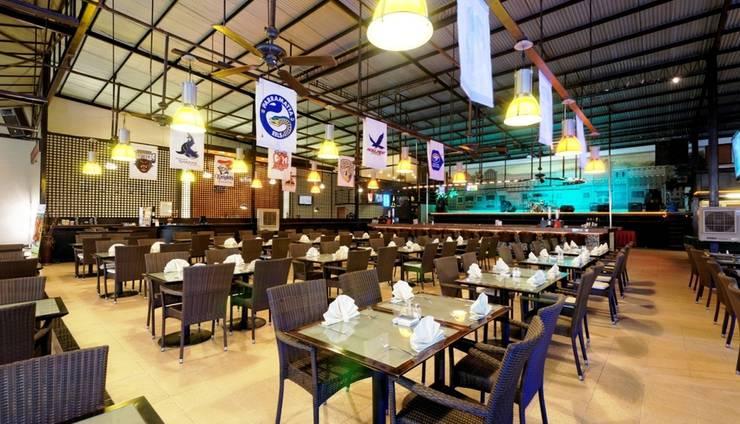 Kuta Station Hotel & Spa Bali - Restoran Railway