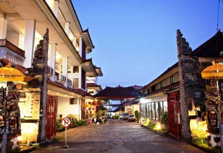 NIDA Rooms Bali Bandung Sempidi Begonia Bali - masuk
