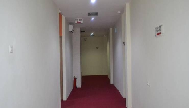 Hotel Quintus Jakarta - Koridor