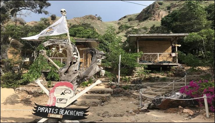 XPirates Dive Camp Manggarai Barat - exterior