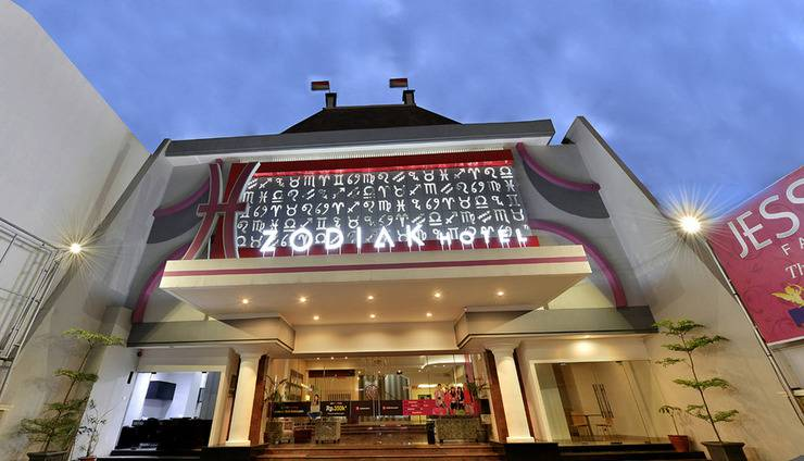 Zodiak Kebon Kawung by KAGUM Hotels Bandung - Hotel Building