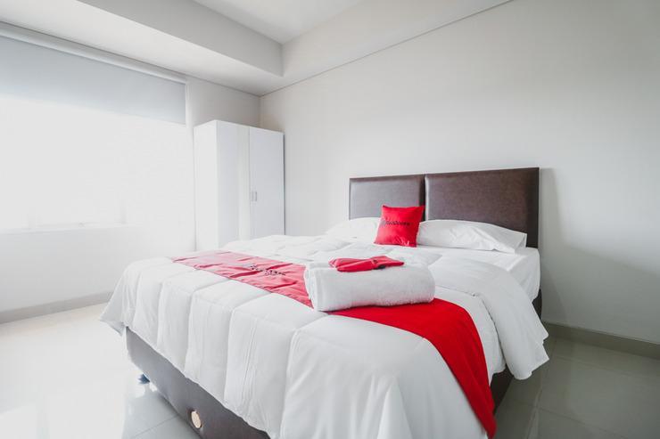 RedDoorz Apartment near Summarecon Mall Serpong Tangerang - Guestroom