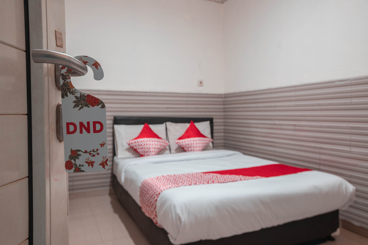 OYO 730 Wisma 38 Jakarta - Bedroom