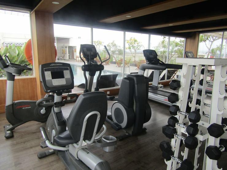 Student Park Hotel Yogyakarta - Fitness Facility