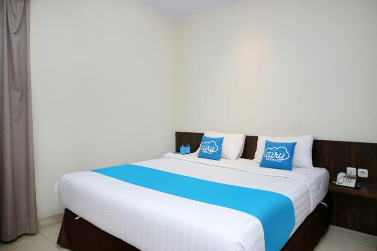Airy The Central Ahmad Yani 43 Pekanbaru - Deluxe Double