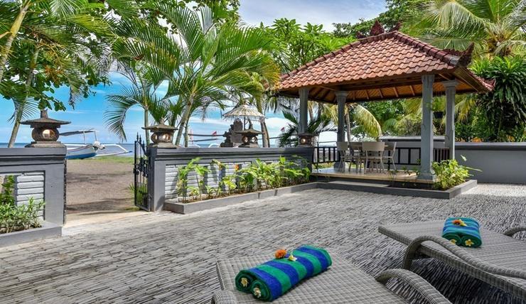 Villa Spice House Inn Down Stairs Bali - Exterior